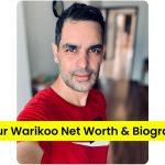 Ankur Warikoo selfie in a red t-shirt   Ankur Warikoo Net Worth
