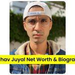 Raghav Juyal Portrait with a spectacle on   Raghav Juyal Net Worth