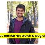 Dhruv Rathee standing with a jacket in a garden with a broad smile on his face   Dhruv Rathee Net Worth & Biography