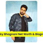 Jackky Bhagnani Posing, Jackky Bhagnani Net Worth and Biography